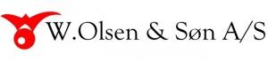 W Olsen & Søn A/S Logo